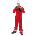 Roots Flamebuster Classic Nordic Coverall Tall Red