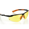 Keep Safe XT 5X8 Spectacles Safety K & N Rated - Yellow  Lens