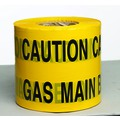 Caution Gas Main Underground Tape