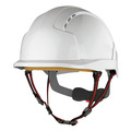 JSP Evolite Skyworker Safety Helmet White