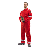Roots Flamebuster Nordic Coverall Tall