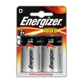 Energizer Max Battery Type D Pack of 2