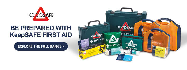 Be Prepared with KeepSafe First Aid