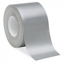 Sliver Duct Tape - 75mm