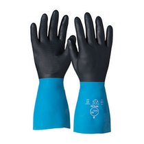 DuPont™ Tychem® NP530  Chemical Resistant Nitrile Gauntlet