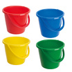CleanWorks Colour Coded Bucket - Red