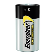 Energizer Industrial Battery Type C Pack of 12