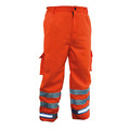 Fhoss Tex Light Waterproof Self-Illuminating Safety Trousers - Regular