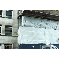 Scaffband Economy Scaffold Fire Retardant Sheeting