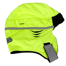 Scott Safety Cold Weather Helmet liner Hi-Visibility Yellow Ref HXZH/HY