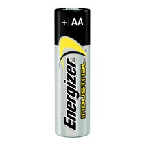 Energizer Industrial Battery Type AA Pack of 10