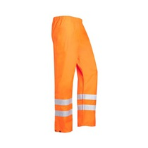 Sioen Bitoray Waterproof High-Visibility Trouser  - High-Visibility Orange