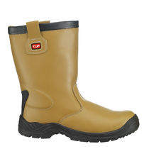 Tuf Warm Lined Rigger Safety Boot with Midsole