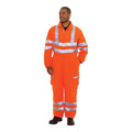 Pulsarail EN 471 High Visibility GO/RT 3279 Polycotton Safety Coverall