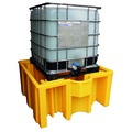 CleanWorks Single IBC Spill Pallet c/w Dispensing Area