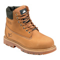 Rock Fall Sandstone Safety Boot With Midsole