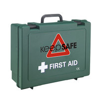 Keep Safe Standard HSE 50- Person First Aid Kit