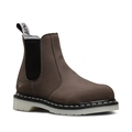 Dr Martens Women's Grey Arbor Safety Boot