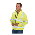 Keep Safe High Visibility Softshell Safety Jacket