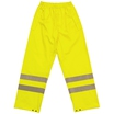 KeepSAFE High Visibility Yellow Waterproof Safety Trousers