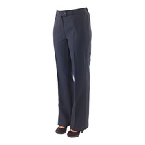 Women's Chelsea Polywool Suit Flared Trousers