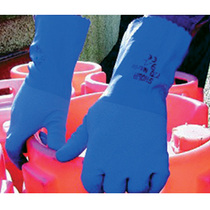 Showa 720 Chemical Resistant Nitrile Gauntlet