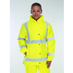 Keep Safe Ladies EN471 High Visibility Safety Jacket