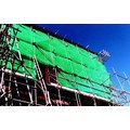 SpartanPro Green Debris Netting Green 50x3M