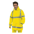 Keep Safe High Visibility Waterproof Safety Jacket