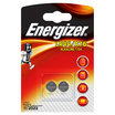 Energizer Alkaline Button Cell Battery Type LR44 Pack of 2