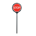 Plastic Stop/Go Pole 600MM