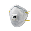 3M 8812 FFP1 Cup Shaped Valved Dust/Mist Respirator