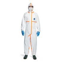 DuPont Tyvek® 800J Cat III Type 3B/4B/5B/6B Chemical Protective Coverall