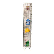 Mesh Locker 6 x Door