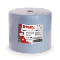 WypAll® L30 ULTRA+ Wipers – Large Roll / Blue
