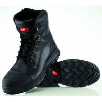 Tuf XT 8.5'' Hi-Leg Zip Safety Boot with Midsole
