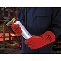 Keep Safe Ambidextrous Welding Gauntlet
