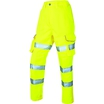 KeepSAFE Women's High Visibility Combat Trousers - Tall