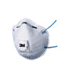 3M 8822 FFP2 Cup Shaped Valved Dust/Mist Respirator