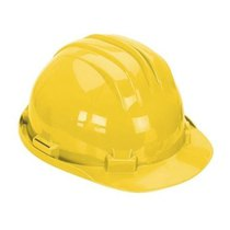 KeepSafe Standard Safety Helmet - Yellow
