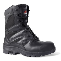 Rock Fall Titanium Hi-Leg Waterproof Safety Boots