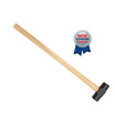 Professional Sledge Hammer 3.2kg (7lb) - Hickory Handle