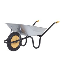 Haemmerlin® Chasseur Puncture Free Galvanised Wheelbarrow