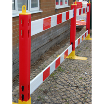 Watchman MKII Barrier System with Clearpath Feet - Post