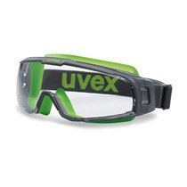 uvex u-sonic Safety Goggles K & N Rated