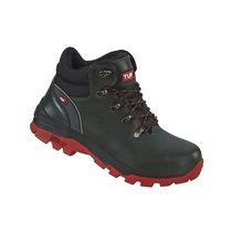 BOOT SAFETY TUF ANKLE PU/RUBBER SAFETY TOE&MIDSOLE GREEN S3