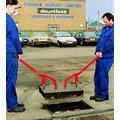 Manhole Cover Lifter Tool 'Dauntless'