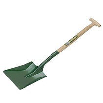 Bulldog Standard Contractor Square Mouth Shovel