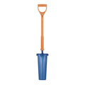 Safe Dig Insulated Treaded Newcastle Drainer Shovel