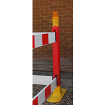 Watchman MKII Barrier System with Clearpath Feet -Clearpath Base